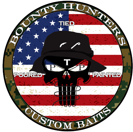 Bounty Hunters Custom Baits
